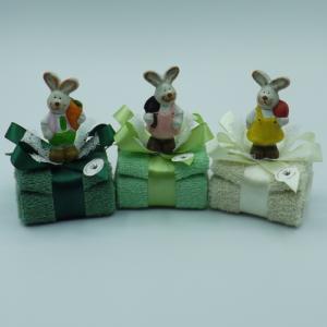 lavette sapone coniglio
