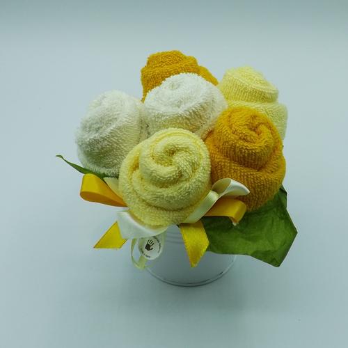 vaso latta 6 rose
