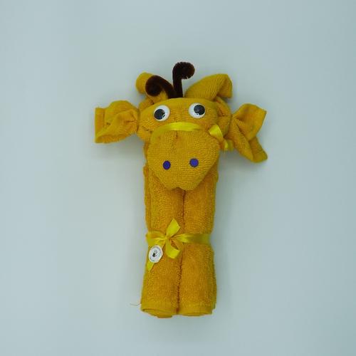 giraffa piccola