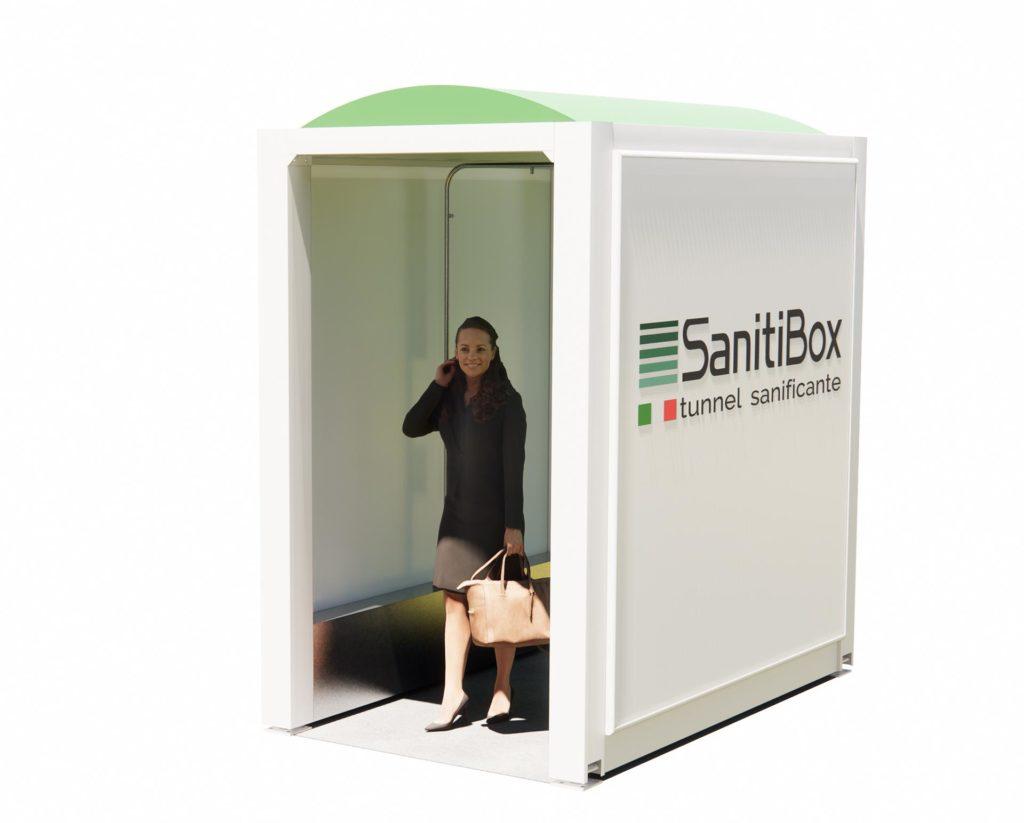 sanitibox box sanificazione