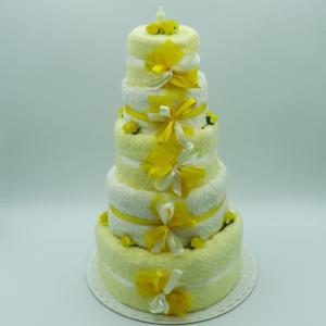 torta bicolor 5 piani