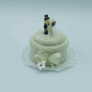 tortino mini sposi