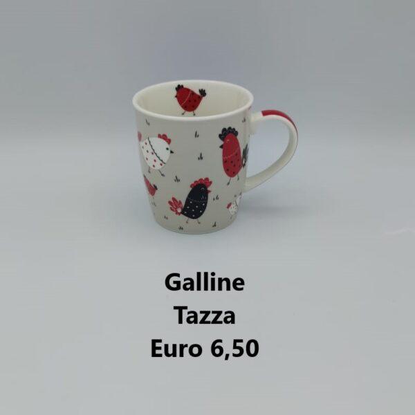tazza galline