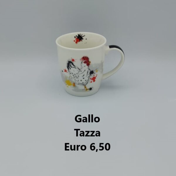 tazza gallo
