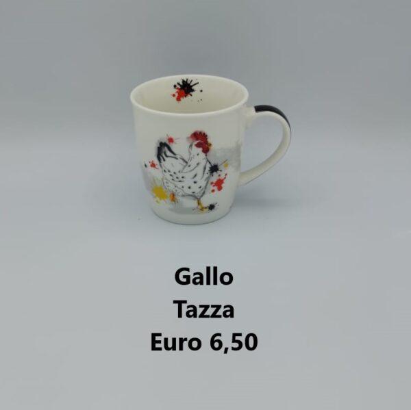 tazza gallo