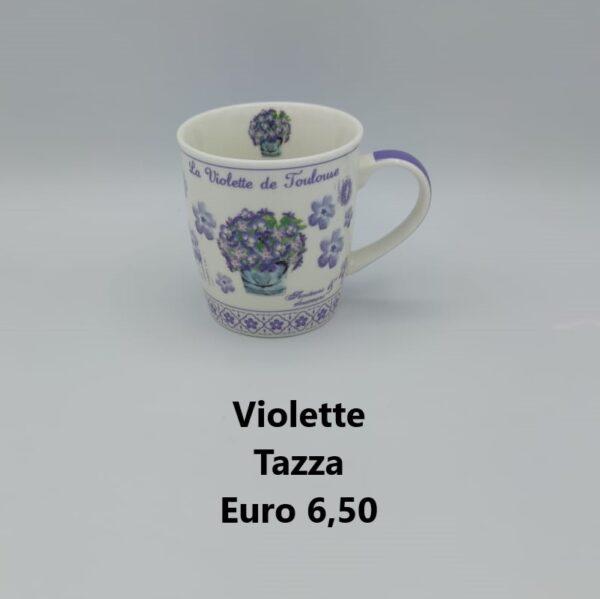 tazza violette