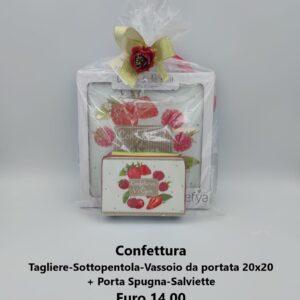confezione regalo confettura 2