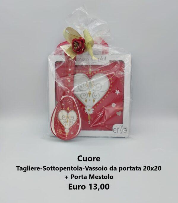 confezione regalo cuore 1