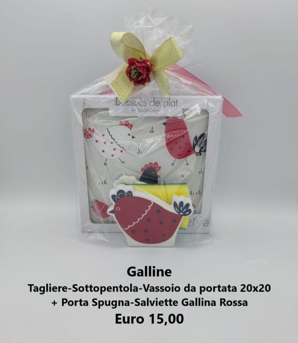 confezione regalo galline 7
