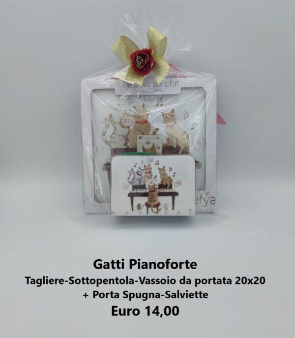confezione regalo gatti pianoforte 1