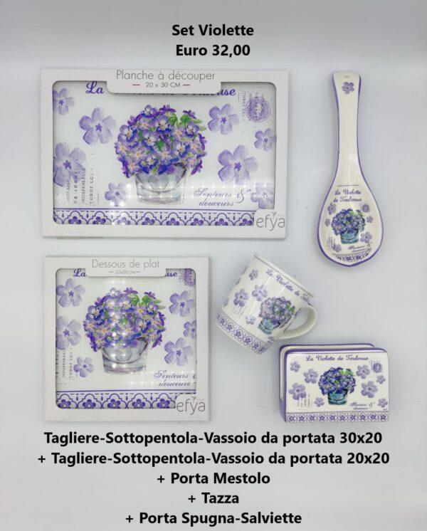 set violette