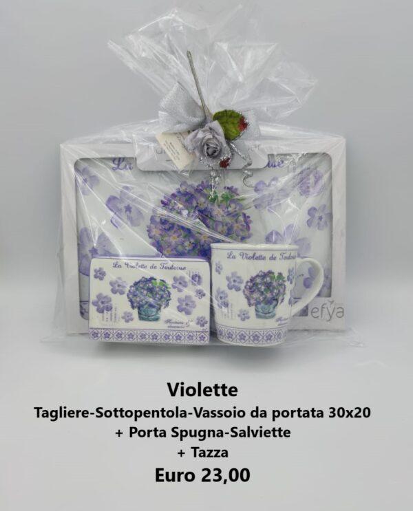 confezione regalo violette 4